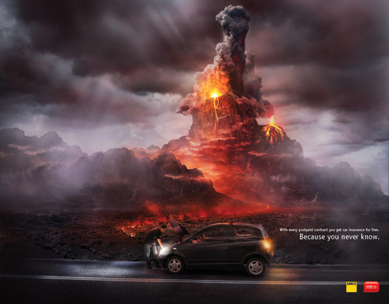 Breakdown Eruption