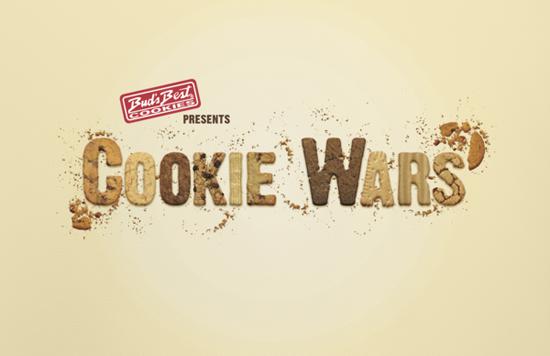 Bud's Best Cookie Wars