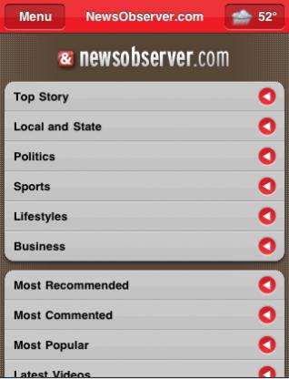The News Observer