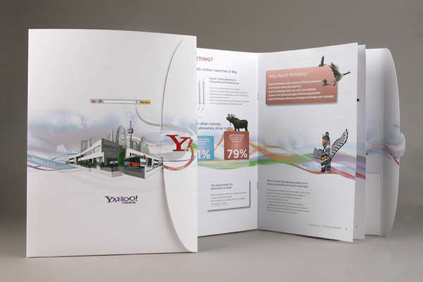 Elegant brochure cv resume templates examples for Classy brochure design