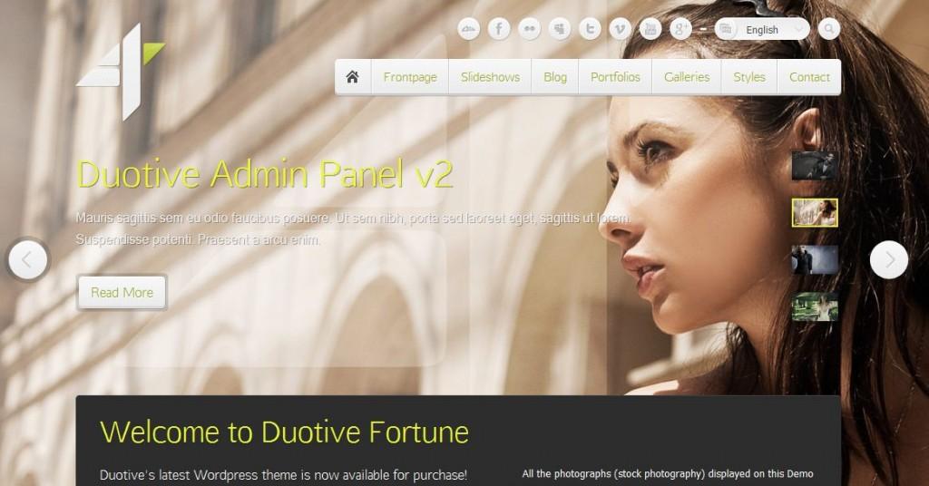 duotive best wordpress themes