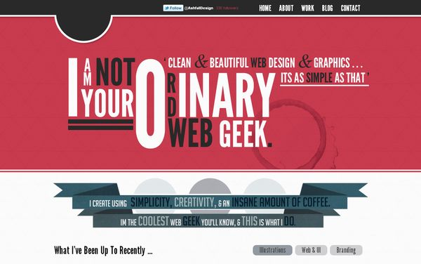 25 50 Inspirational Websites Powered By HTML5