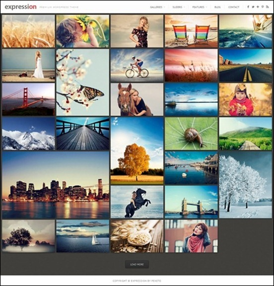 expression-responsive-photography-theme