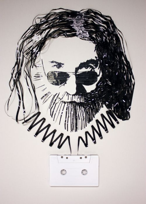 Ghost in the Device- Jerry Garcia