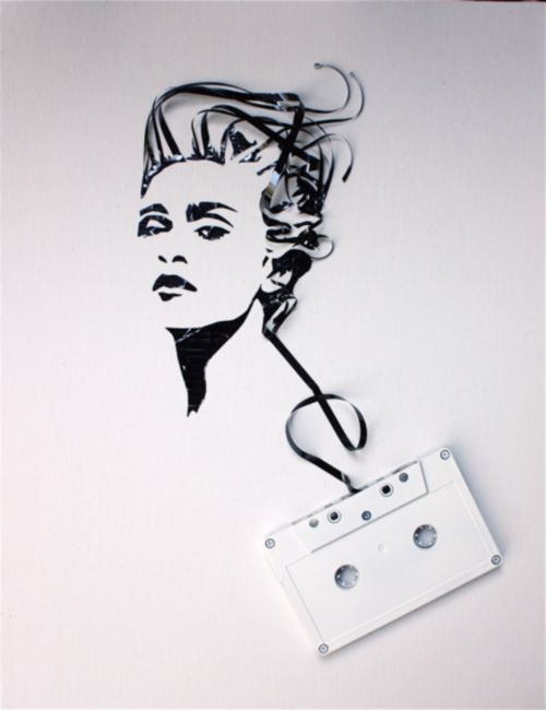 Ghost in the Machine- Madonna