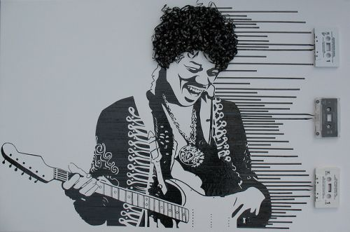 Ghost in the Device- The Hendrix Experience