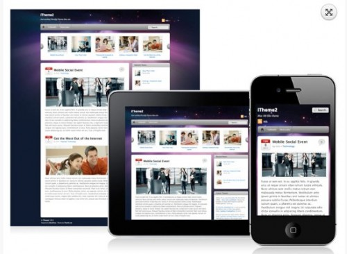 responsive web design templates 2