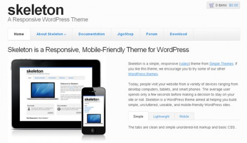 Online learning solutions responsive web design templates for Responsive stylesheet template