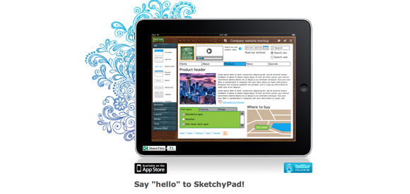 SketchyPad