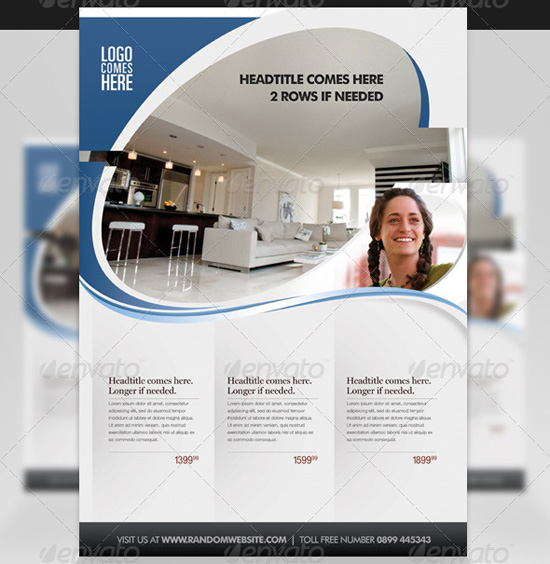 Create Business Flyers Kleobeachfixco - Business advertising flyers templates free