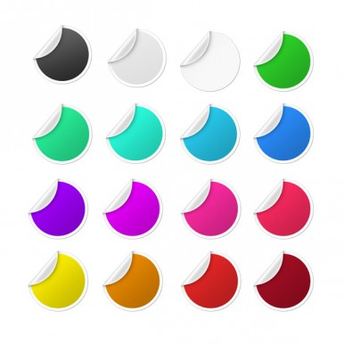 16-PSD-Circle-Stickers-Set