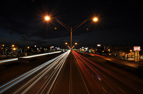 Long exposure photography...