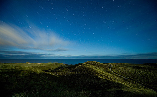 Sylt, Germany, 2010 long exposure photography