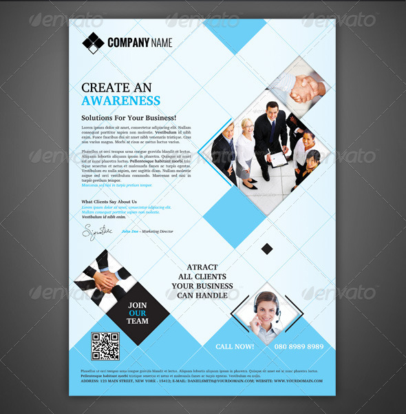 Corporate Flyer / Magazine AD