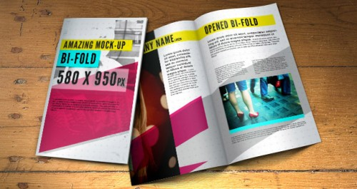 Brochure Templates With PSD & INN File | 56pixels.com