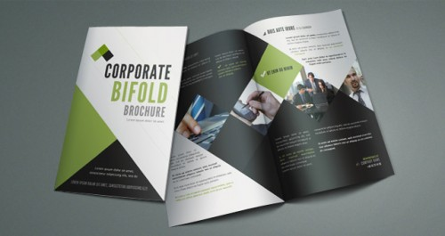 Brochure Illustrator Template. free adobe illustrator template ...