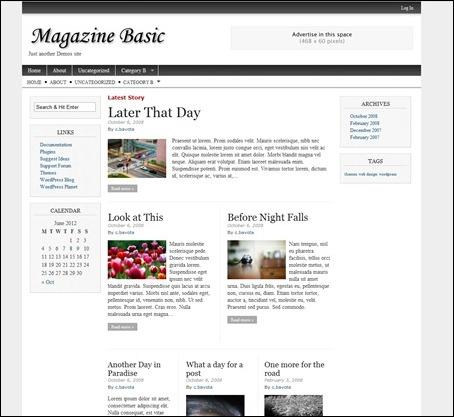 magazine-basic