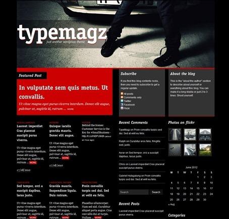 typemagz-responsive-theme