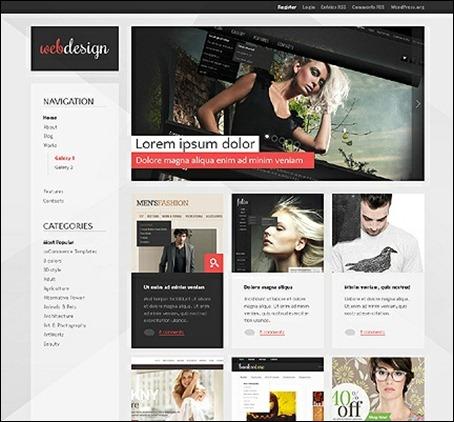 web-design-magazine-theme