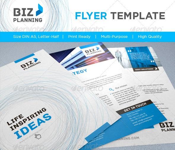 Fantastic InDesign Flyer Templates | 56pixels.com