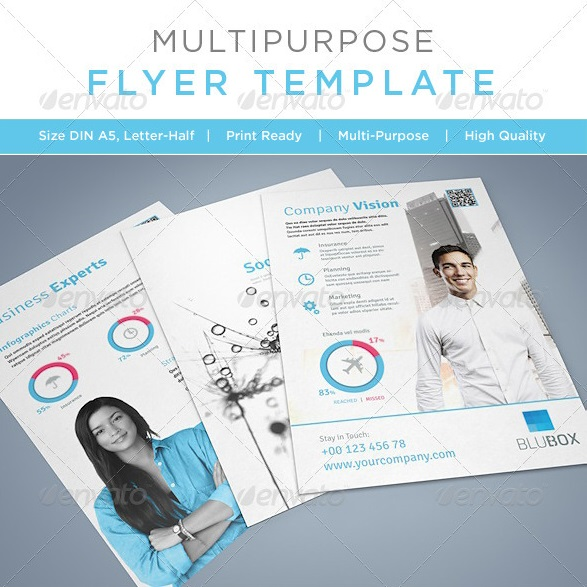 multipurpose flyer / ad template