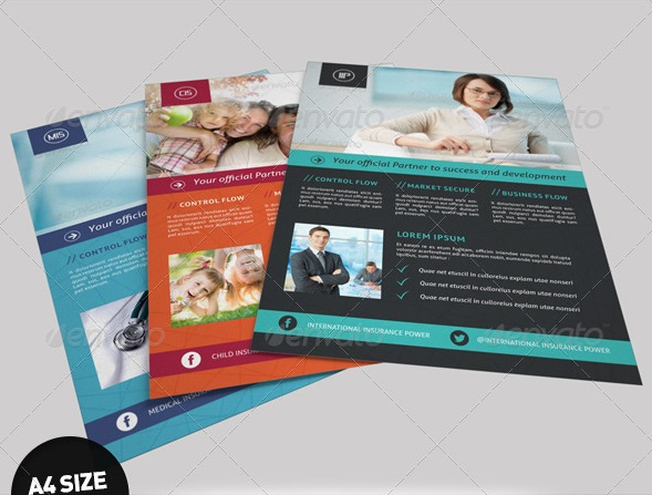 Fantastic indesign flyer templates for Brochure templates free download indesign
