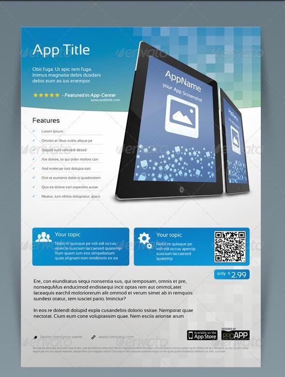 flyer templates app aildoc productoseb co