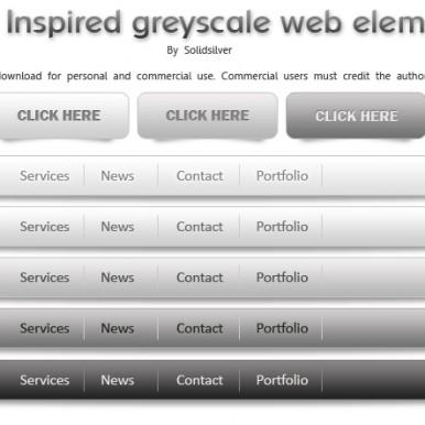 Greyscale-Elements