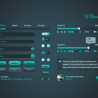 Shiny-Ui-Element