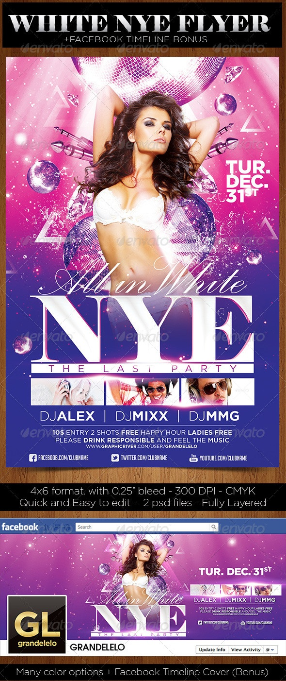 All in White NYE Party