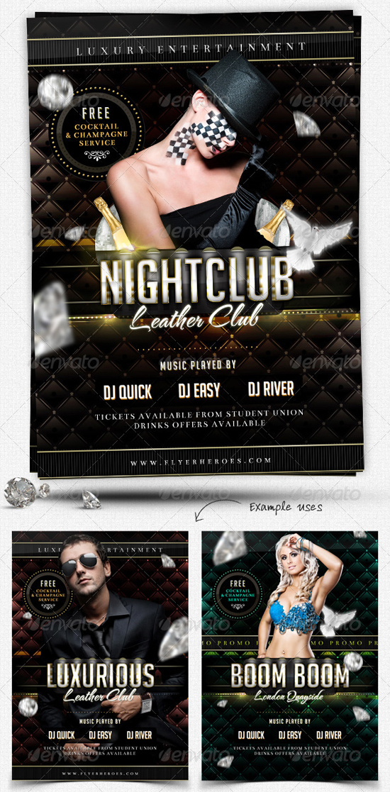 Best Flyer Designs By Quickandeasy From Graphicriver 56pixels