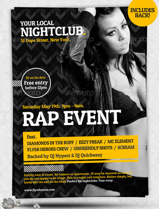 Best Flyer Designs by Quickandeasy from Graphicriver | 56pixels.com