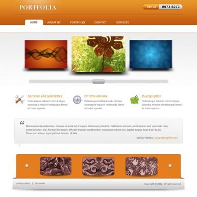 Simple-PSD-portfolio