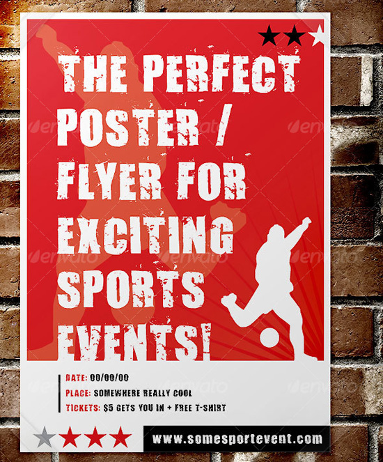 top 20 soccer football flyer templates