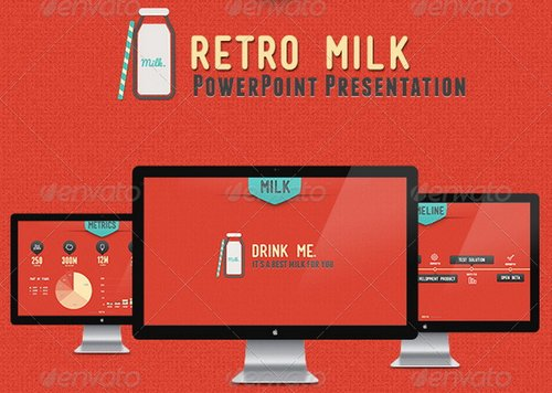 fresh and new powerpoint templates 18