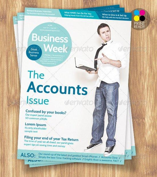 business flyer template 19