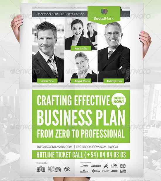 20 professional flyer templates for multi purpose business business flyer template 2 wajeb Gallery