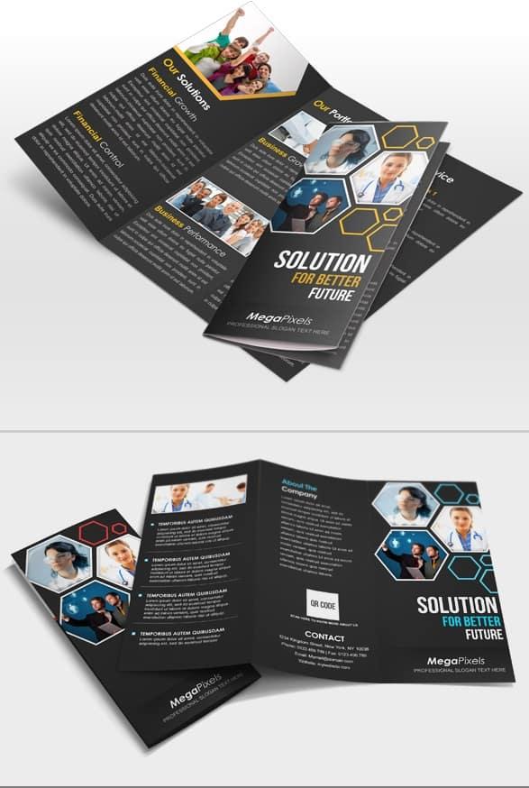 Best 200 Free Premium Brochure Templates 56pixels