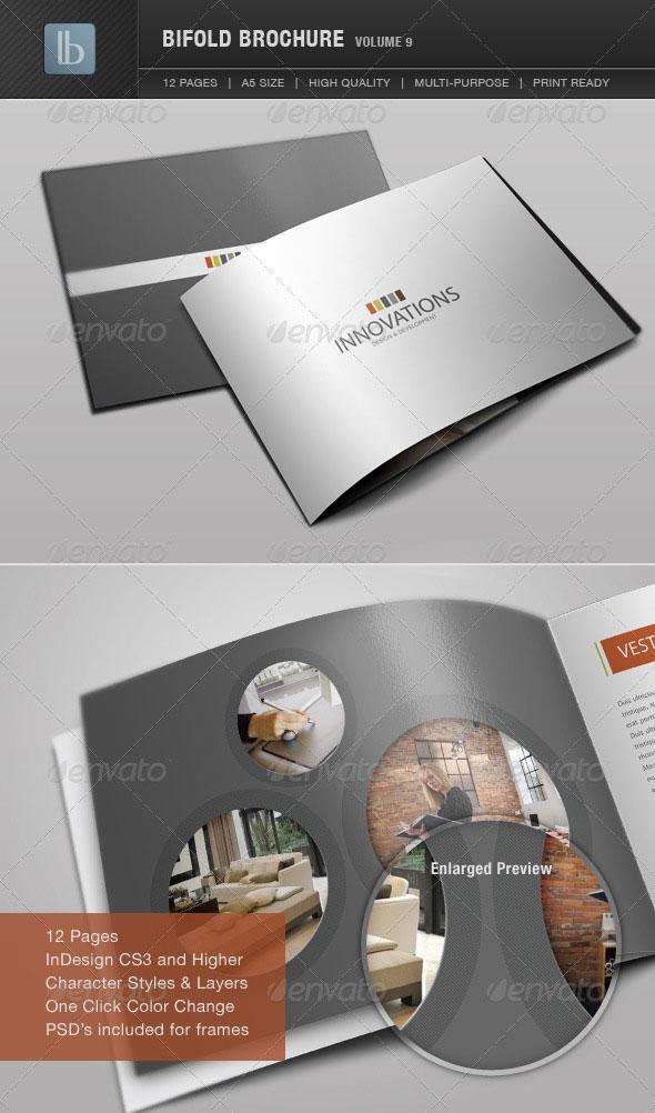 25 Best Brochure Design Templates 56pixels