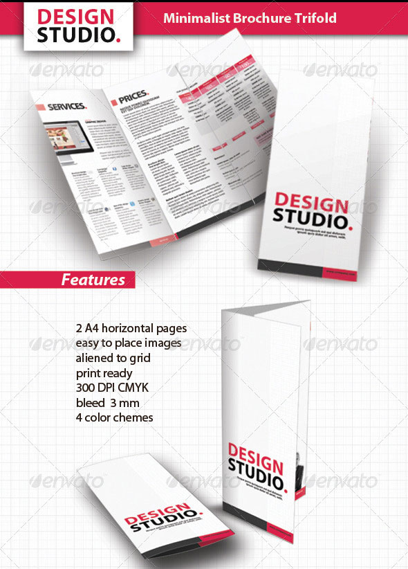 25 Best Brochure Design Templates 56pixels