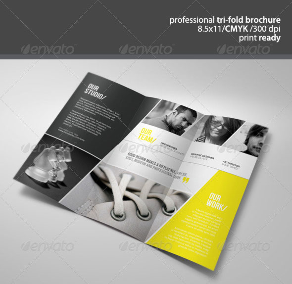 25 Best Brochure Design Templates - 56pixels.com