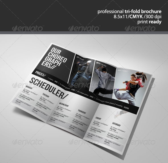 Best Brochure Design Templates Pixelscom - Best brochure templates