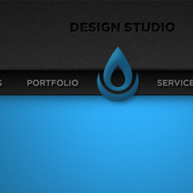 Sleek-Blue-Portfolio-Website-Header-PSD