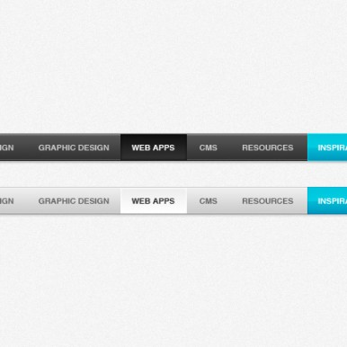 Slick-UI-Navigation-Menu-PSD