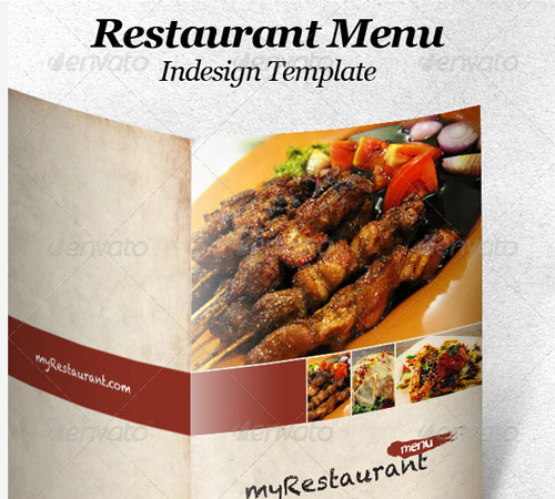 Creative Premium Brochure Template Designs Pixelscom - Menu brochure template free