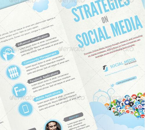 Creative Premium Brochure Template Designs Pixelscom - Print brochure templates