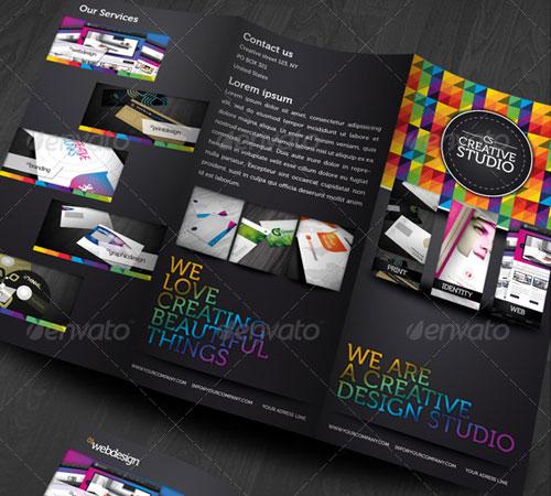 Creative Premium Brochure Template Designs  PixelsCom