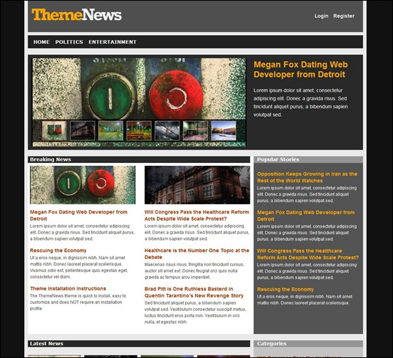 ThemeNews