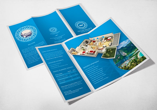 creative collection of awesome brochure designs for