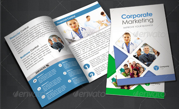 25 Best Brochure Design Templates | 56pixels.com
